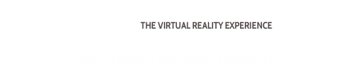 VR-Gamer - Das VR Forum für Virtual Reality Freunde
